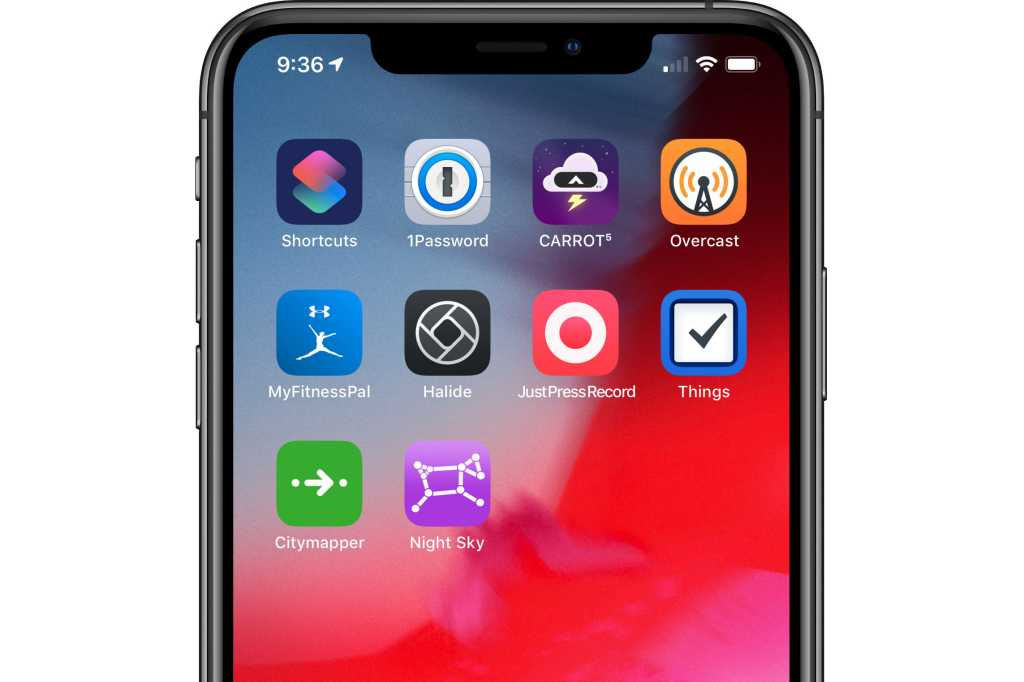 10 iphone apps