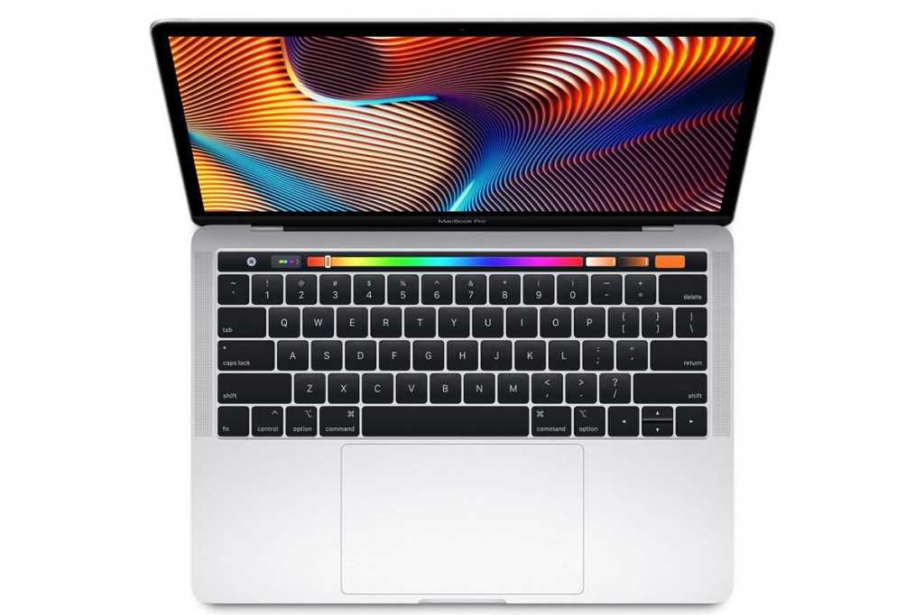 13 inch macbook pro with touch bar 2018