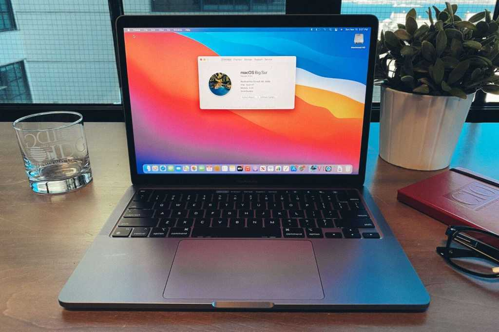 13in m1 mbp glass