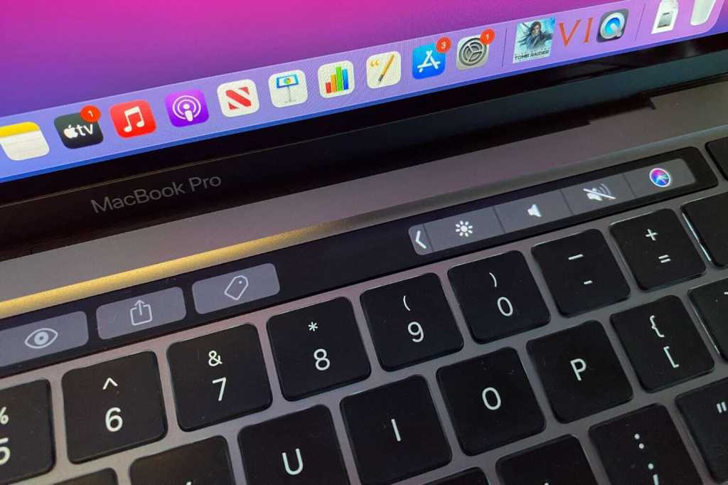 13in m1 mbp touch bar