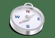 Internet compass