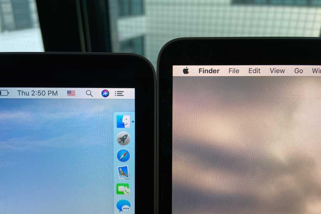 16in macbook pro bezel compare