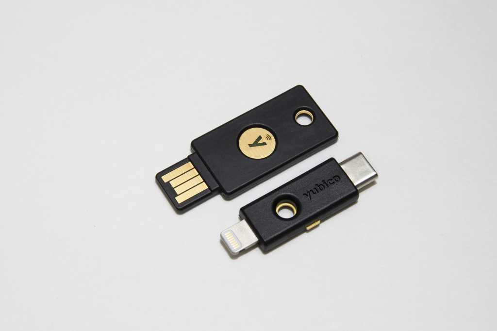 Yubico thumb drives