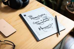 reMarkable 2 review: A 'paper tablet' that can replace notebooks