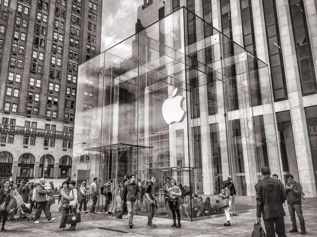 5th avenue new york apple store