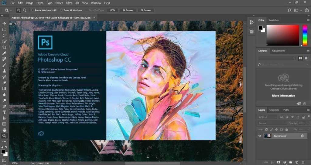 Adobe Creative Cloud Photoshop CC