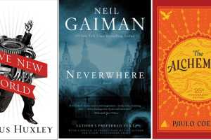 A bunch of great ebooks are now $5 and less on Amazon