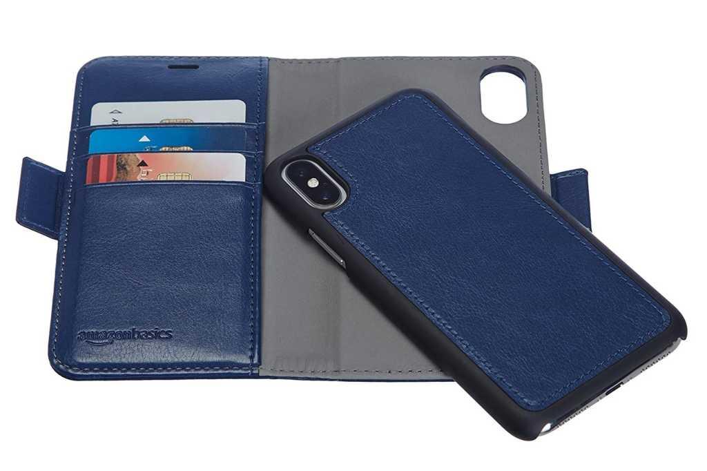 amazonbasics wallet case iphonexs cropped