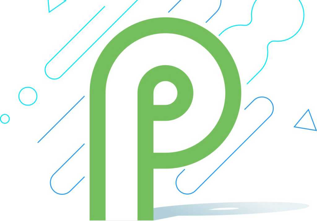 android p logo