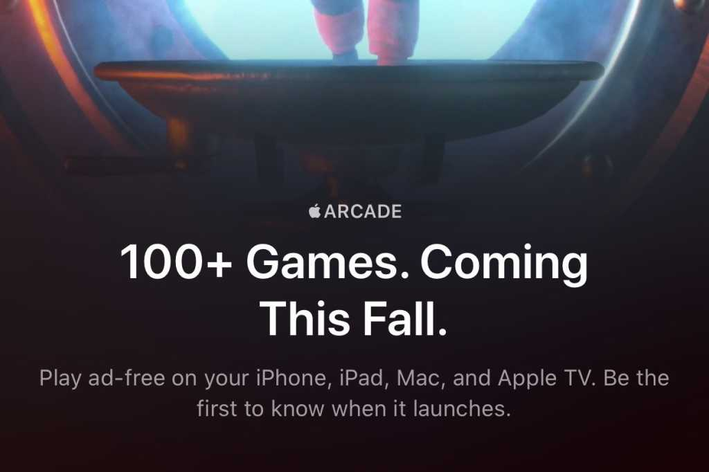 apple arcade coming soon