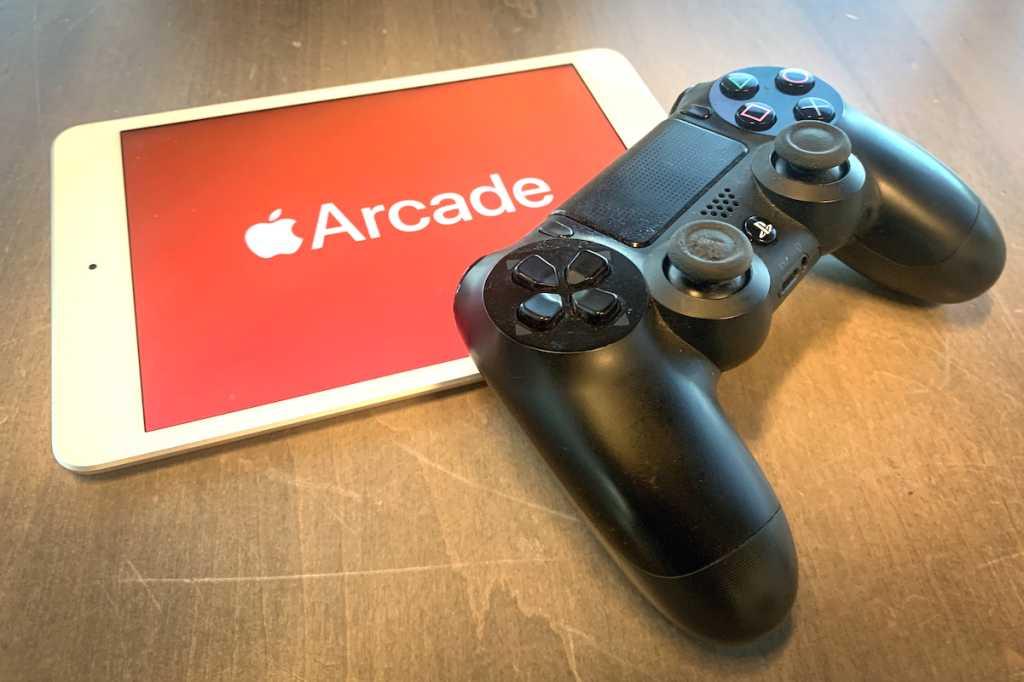 apple arcade ps4 controller