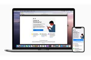 Apple releases new self-screening tool for COVID-19 symptoms