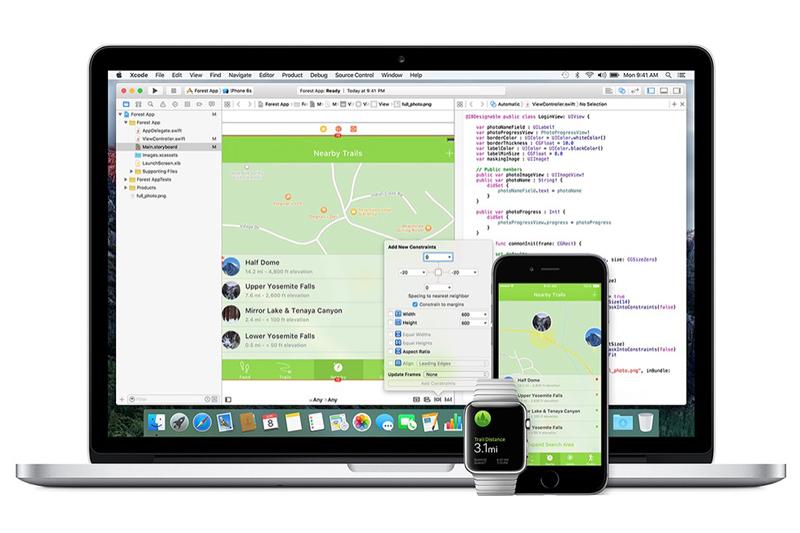 apple developer stock