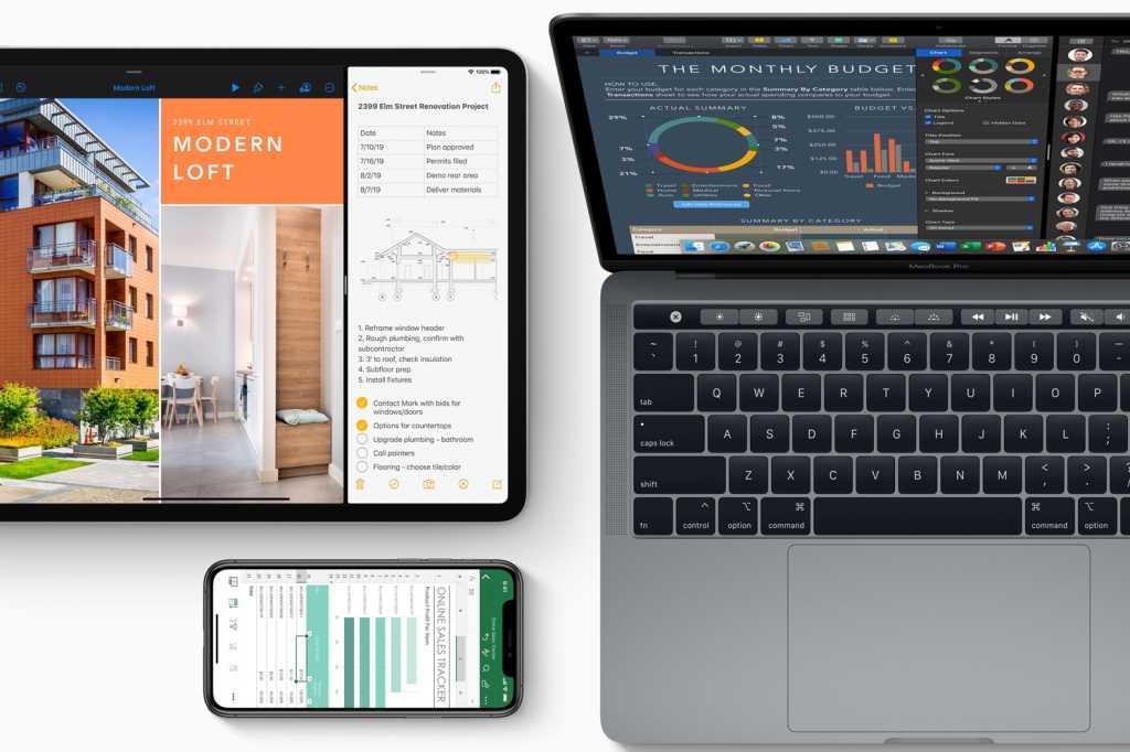 apple iphone ipad macbook