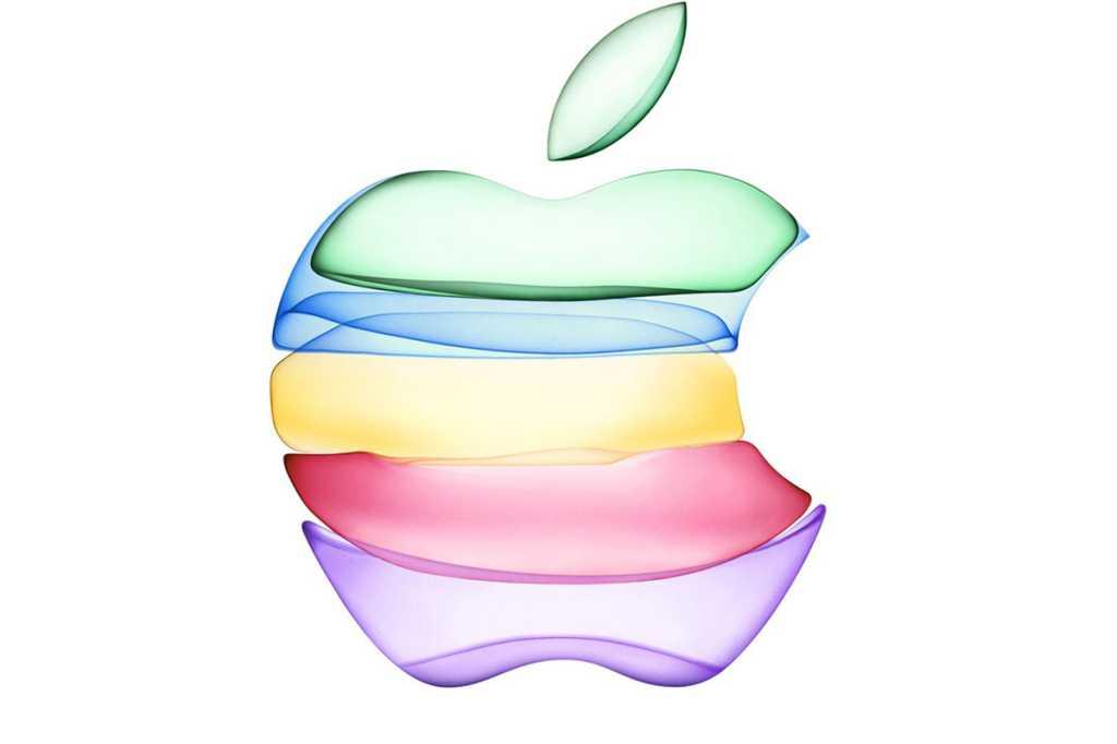 apple logo sep10 event