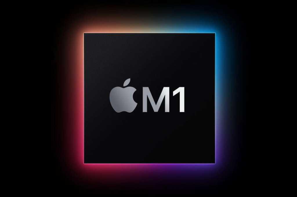 apple m1 processor chip
