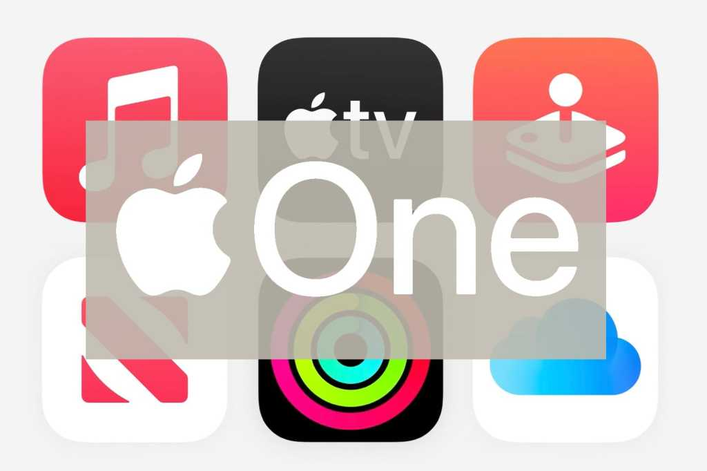 apple one icons logo