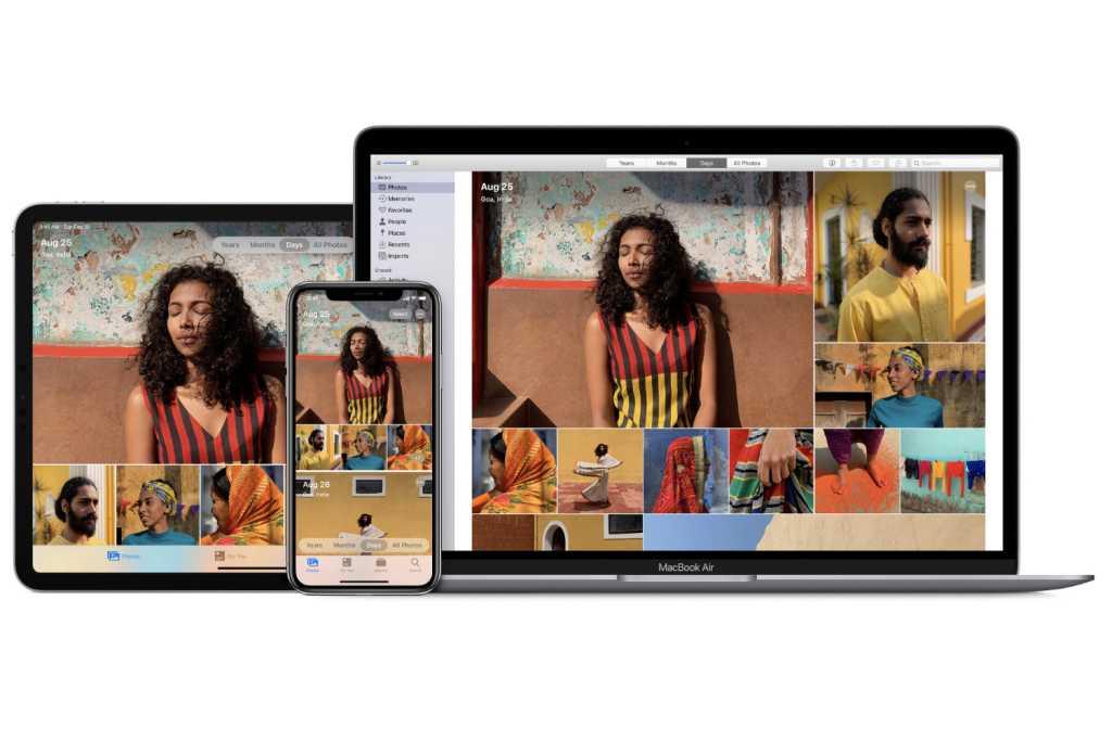 apple photos 2020