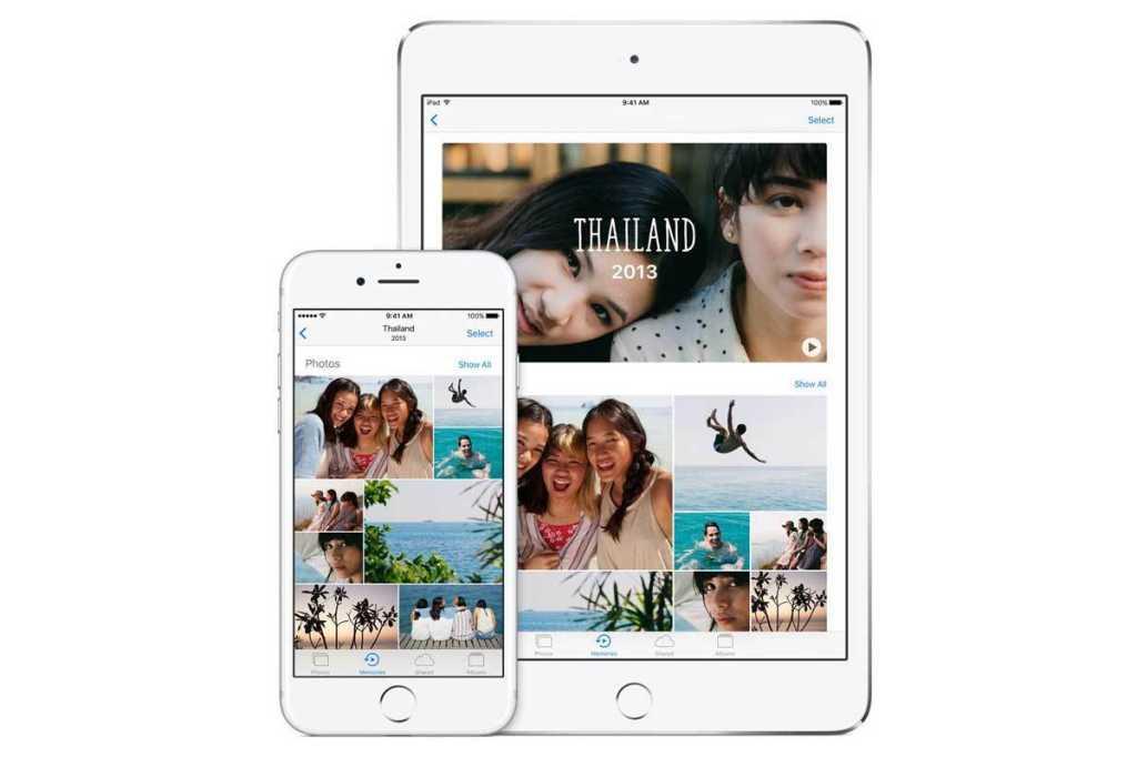 apple photos ios10