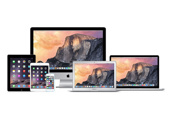 apple product family 2015