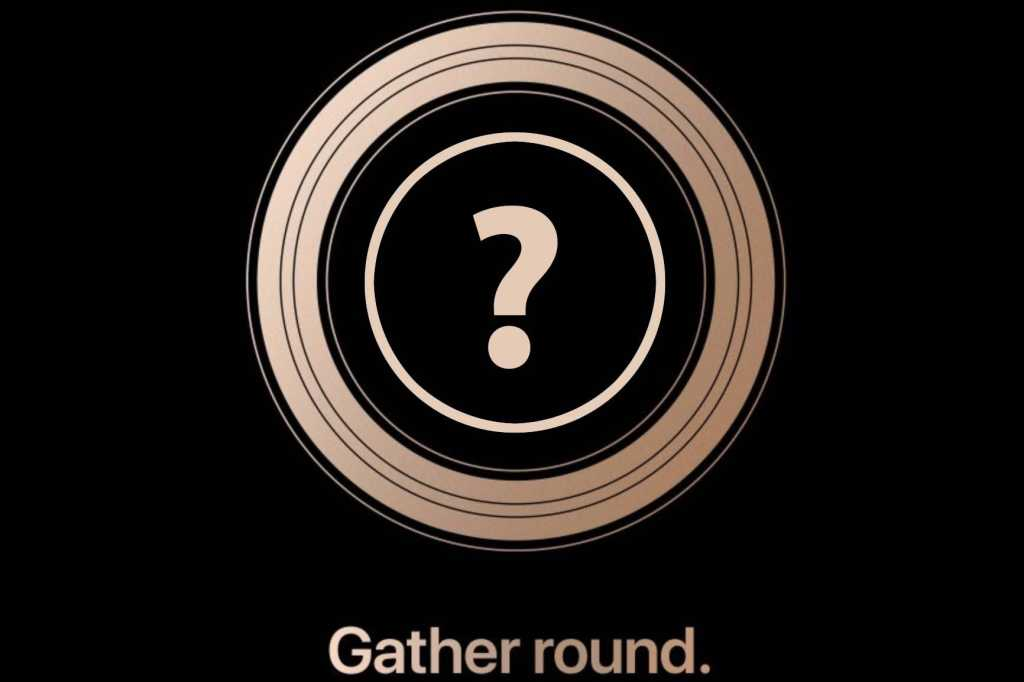 apple round question