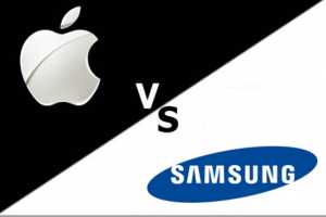 A single piece of paper means excitement in the Apple-Samsung trial