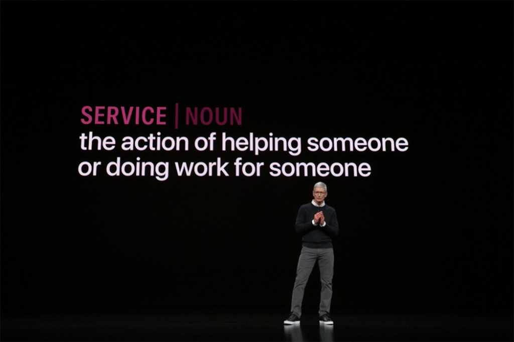 apple services
