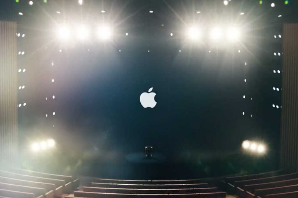 apple stage logo wwdc20