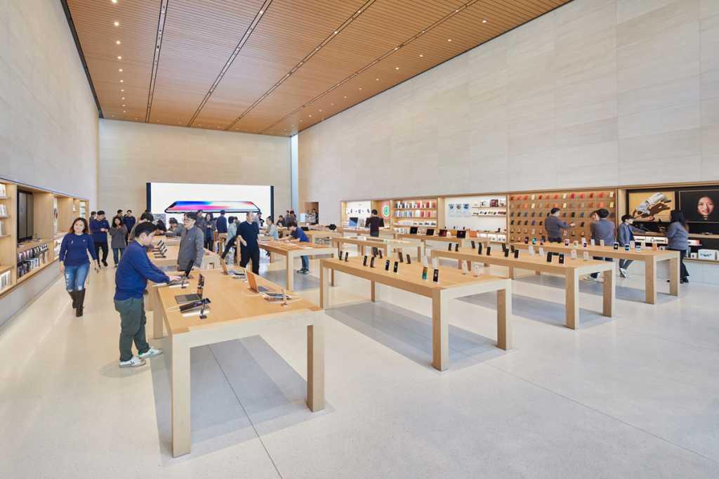 apple store garosugil 05