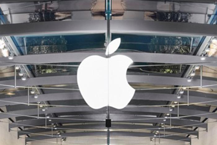 apple storefront logo