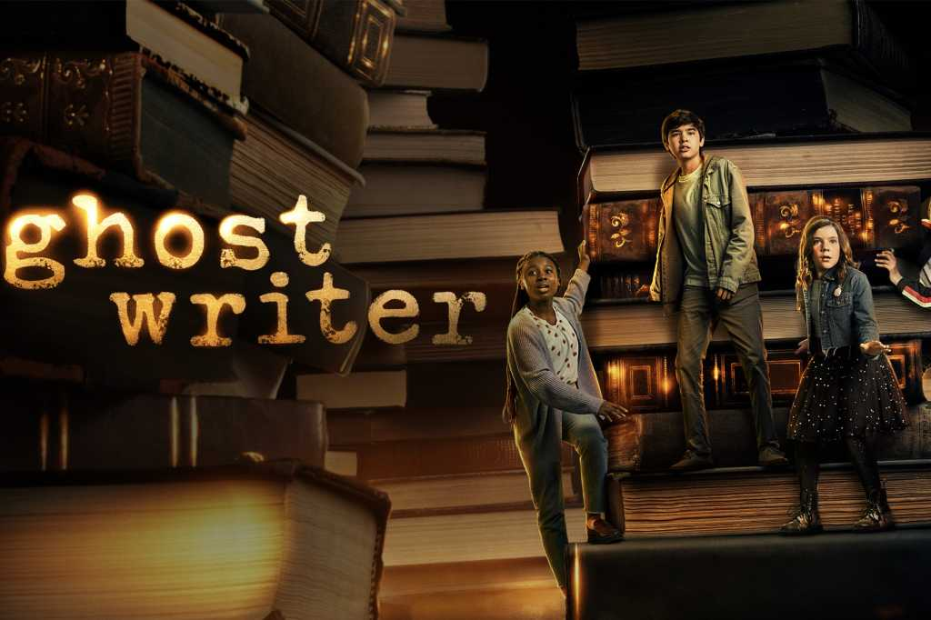 apple tv ghostwriter