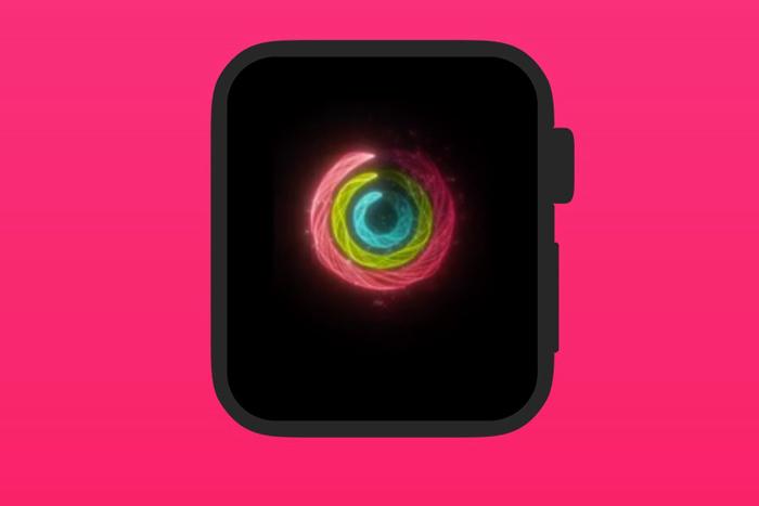 apple watch rings stock