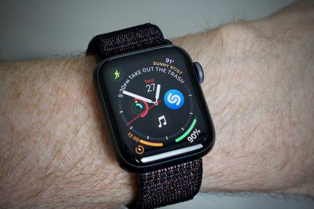 apple watch s4 40mm hero