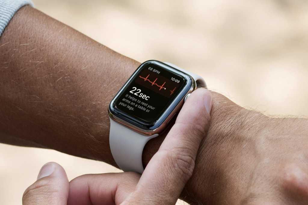 apple watch s4 ecg