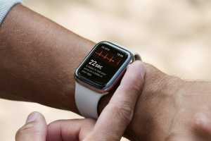 How to use the ECG feature on Apple Watch Series 4