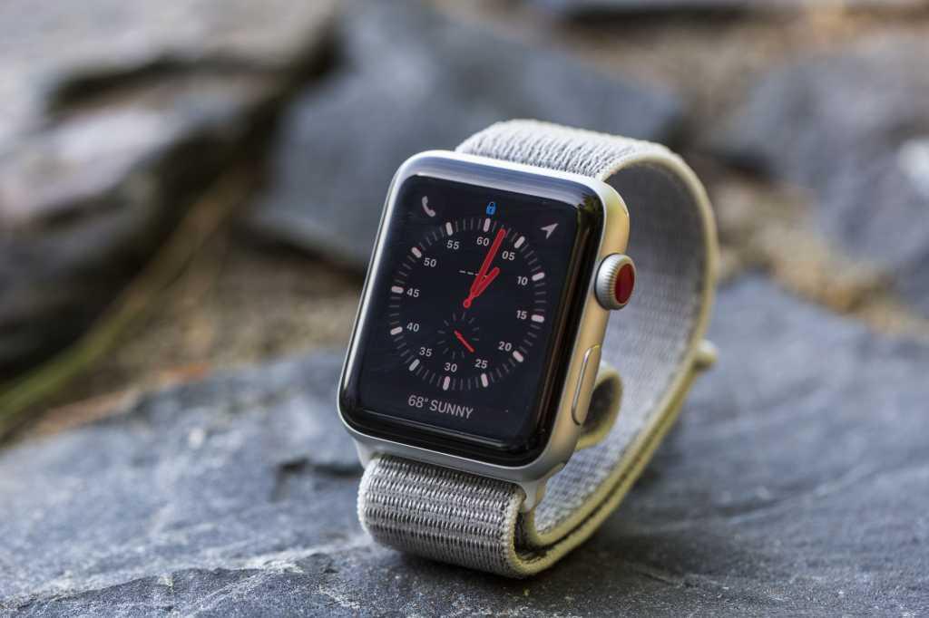 apple watch series 3 explorer