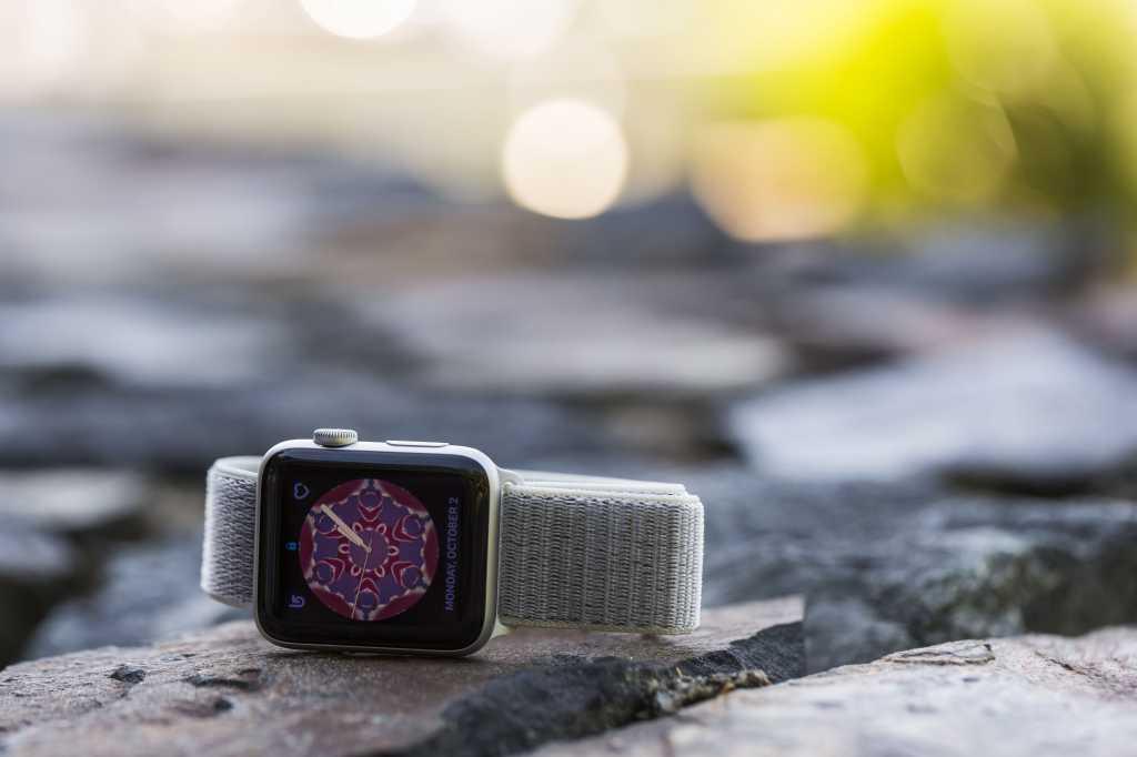 apple watch series 3 kaleidoscope