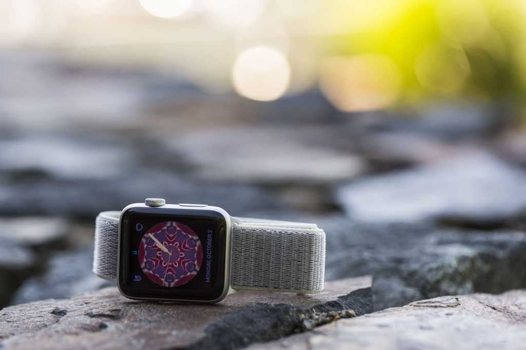 apple watch series 3 kaleidoscope