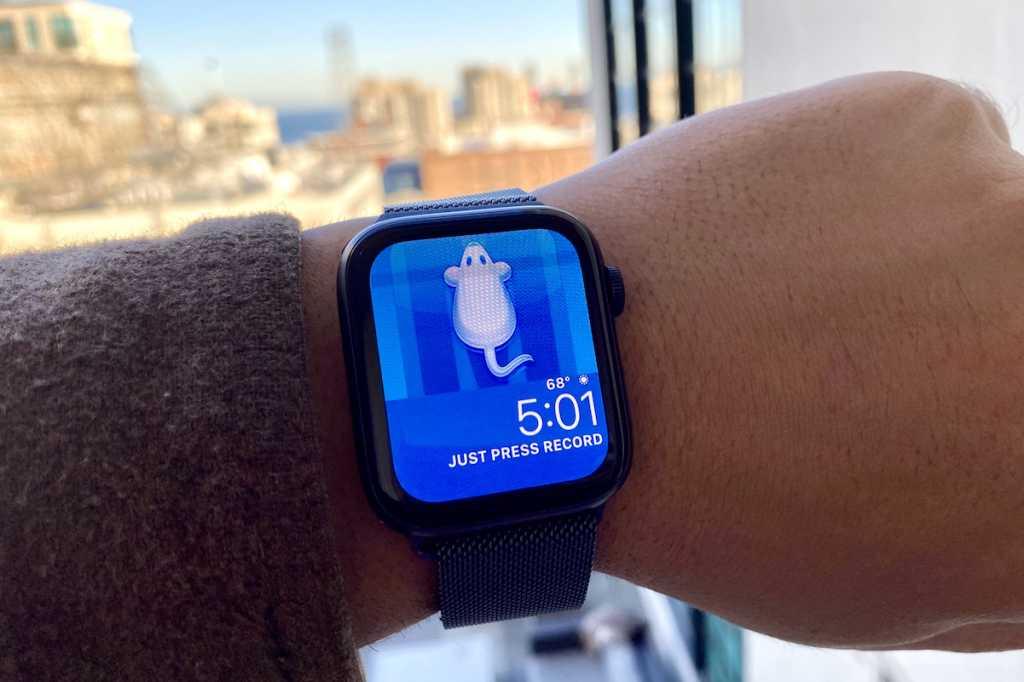 apple watch series 5 macworld