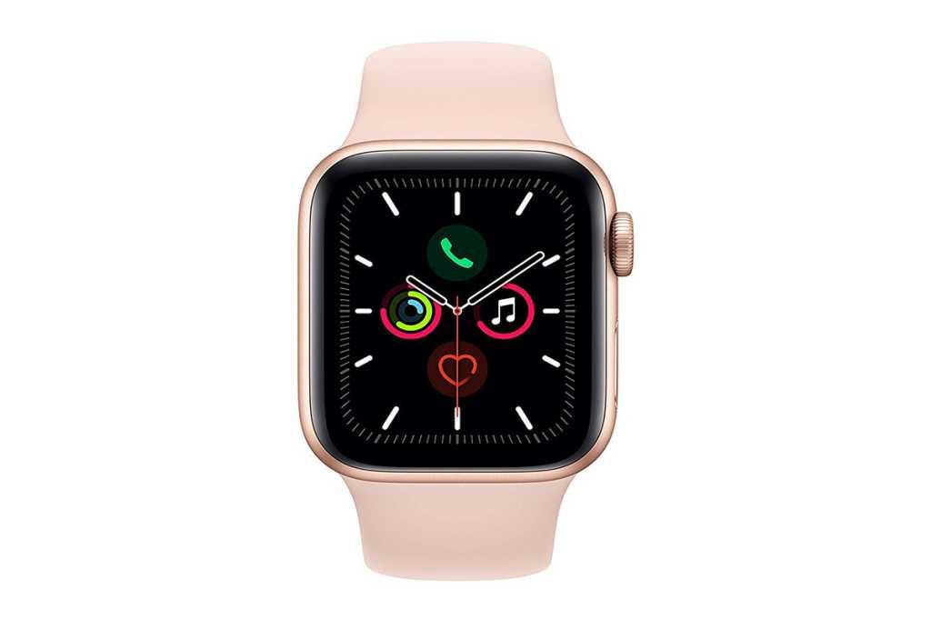apple watch series 5 pink copy