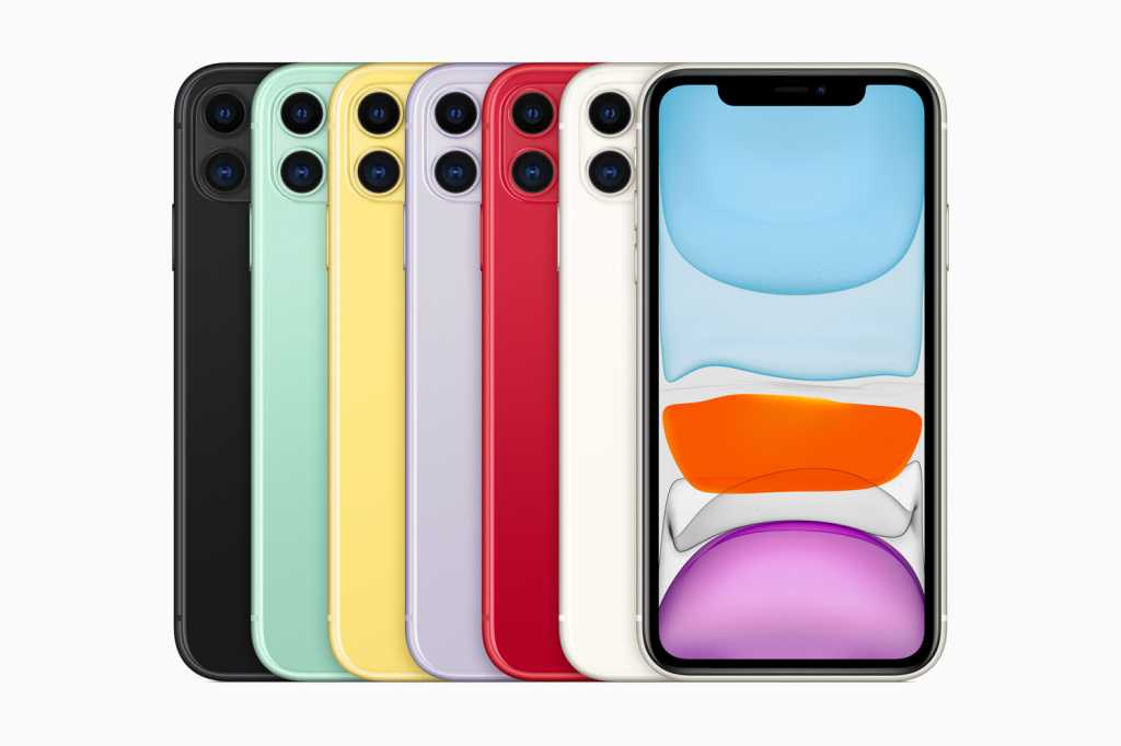 apple iphone 11 lineup