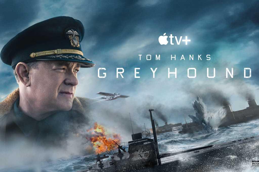 apple tv greyhound
