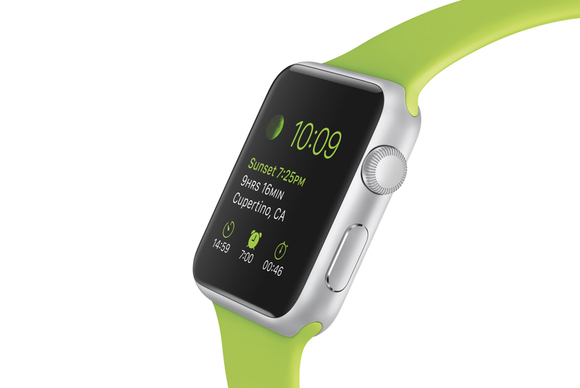 apple watch green primary