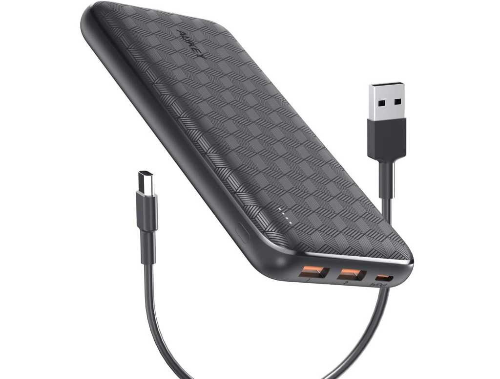 aukey pd power bank