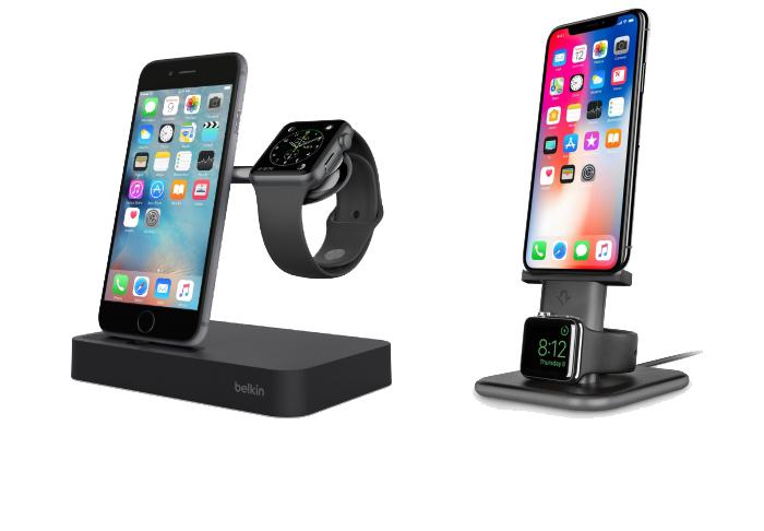 belkin twelvesouth iphone watch stands