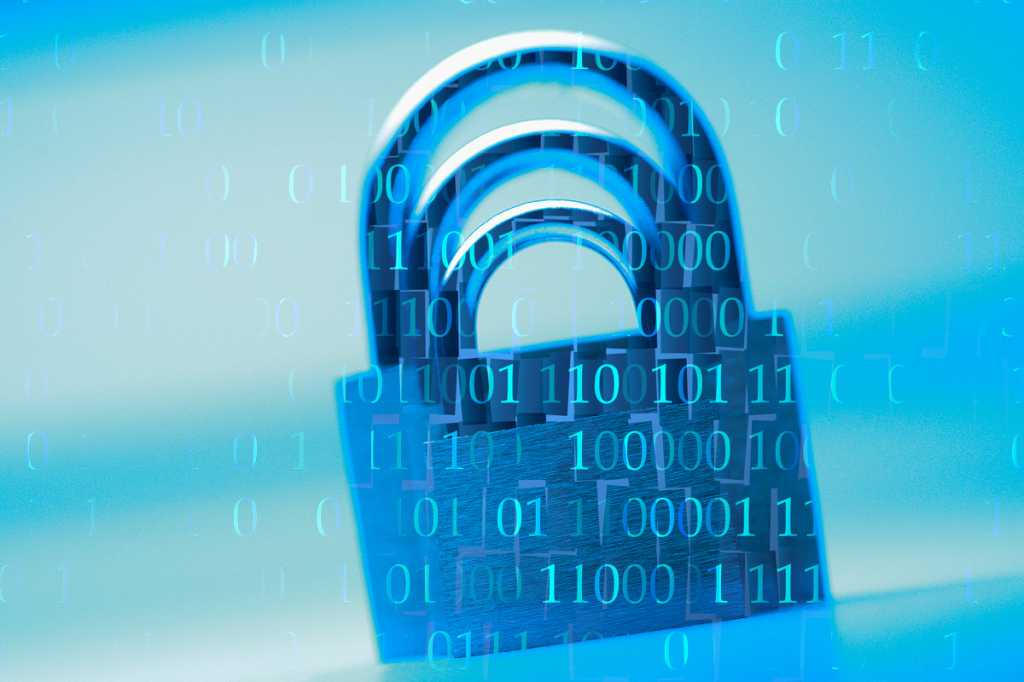 binary cyberattack cybersecurity hacked protected