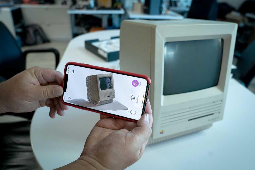 capture 3d scanning iphone 2