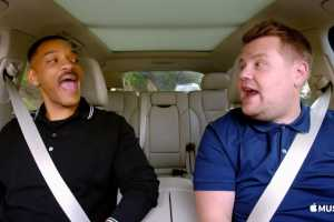 Apple's first original series 'Carpool Karaoke' finally gets a premiere date: August 8