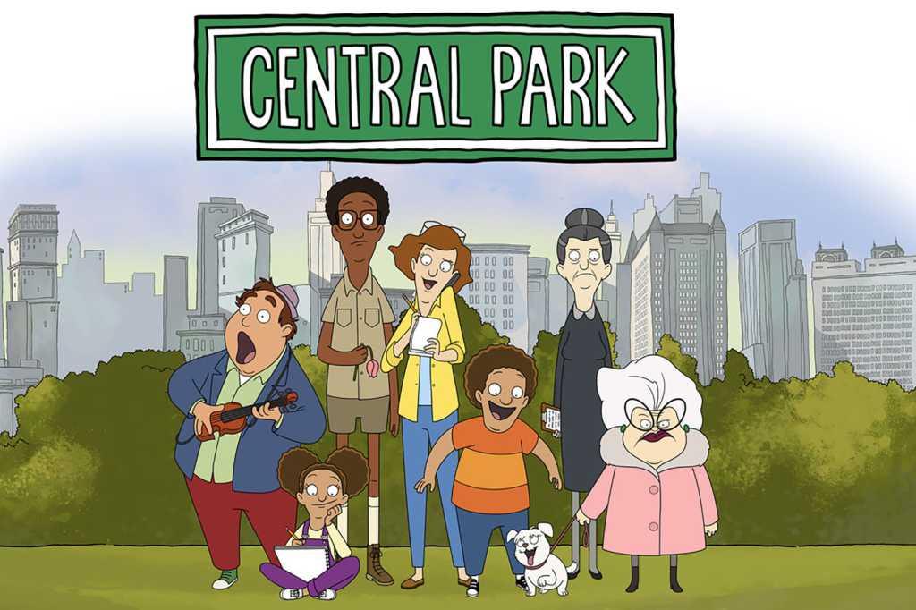 central park appletv