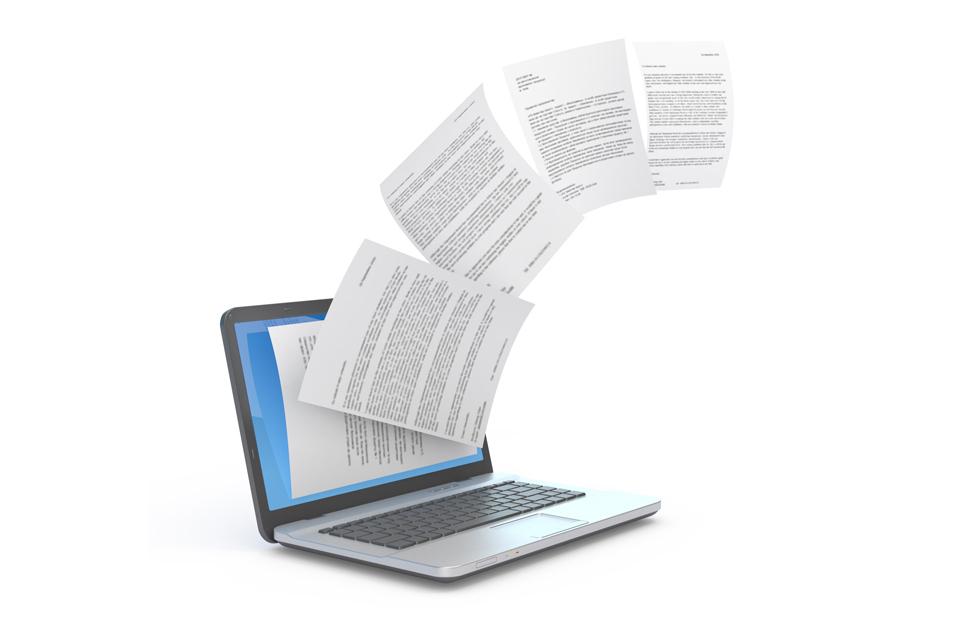computer files thinkstock